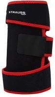 Strauss Knee Knee Support (Free Size, Black, Red)