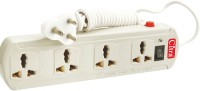 Citra Power Strip 4 Wall Mount Surge Protector (Beige)