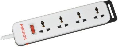 Anchor 22706 4 Socket Surge Protector