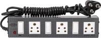 Girish Victor Power Strip 3x3 3 Strip Surge Protector (Grey)