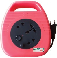 Super-IT Universal 3 Strip Surge Protector (Black)