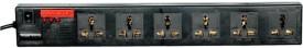 Pinnacle PA114A 6 Strip Surge Protector (3 Mtr)