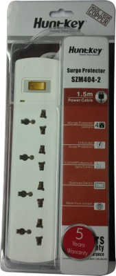 Huntkey SZM404-2 4 Strip Surge Protector