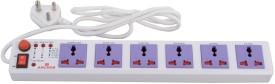 Anchor 22579 6 Socket Surge Protector
