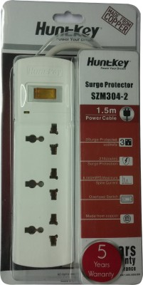 Huntkey SZM304-2 3 Strip Surge Protector