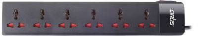 Artis AR-SP600SS 6 Socket Spike Surge Protector (3 Mtr)
