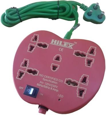 Hilex HE PS 6647 5 Strip Spike Surge Protector
