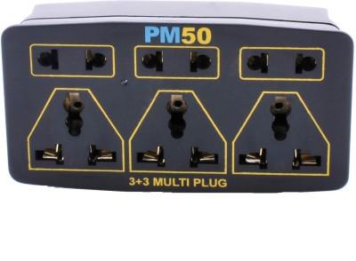 PM50-Multi-Plug-6-Single-Adapter-Surge-Protector