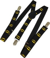 Ammvi Creations Y- Back Suspenders For Men Black - SUSEG48SEXBM68HG
