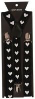 Vecom Y-Back Suspenders For Men (Black)