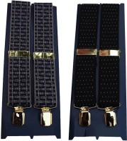 Winsome Deal Y- Back Suspenders For Men Multicolor, Blue - SUSE8F22FVMEWFWQ
