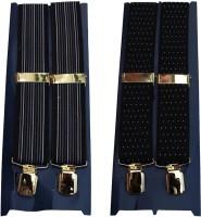 Winsome Deal Y- Back Suspenders For Men Multicolor, Blue