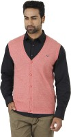 Arrow Solid V-neck Formal Men's Sweater - SWTEFGDUQBDJQ2M8