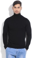 Geoffrey Beene Solid Turtle Neck Casual Men's Sweater