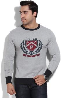 Proline Printed Casual Men's Sweater