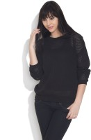 Chemistry Casual Full Sleeve Solid Women's Top