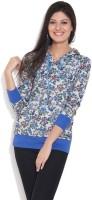 Jealous 21 Full Sleeve Floral Print Women's Sweatshirt