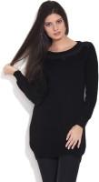 Jealous 21 Striped Round Neck Casual Women's Sweater