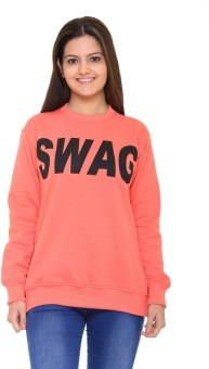 Mijaaz Full Sleeve Printed Women's Sweatshirt