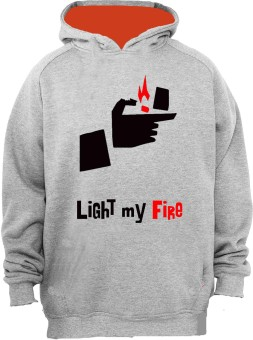 Nodilemma Full Sleeve Graphic Print Men's, Women's Sweatshirt