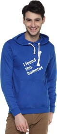 Campus Sutra Full Sleeve Printed Men's Sweatshirt