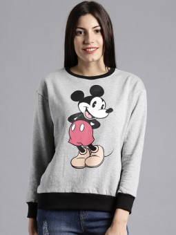 Moda Rapido Full Sleeve Printed Women's Sweatshirt - SWSEGUZUHPV89UWJ