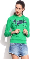 Harvard Full Sleeve Solid Women's Sweatshirt - SWSEFHNZ64PKBXKA