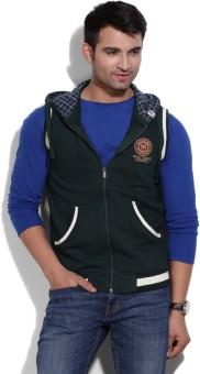 Proline Sleeveless Solid Men's Sweatshirt