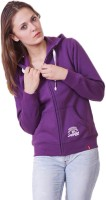 Wake Up Competition Full Sleeve Solid Women's Sweatshirt - SWSEF762ZHHVKEHX