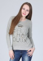 Pepe Full Sleeve Printed Women's Sweatshirt
