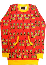 Lucero Full Sleeve Printed Boy's Sweatshirt