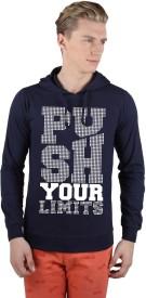 Sayitloud Full Sleeve Printed Men's Sweatshirt