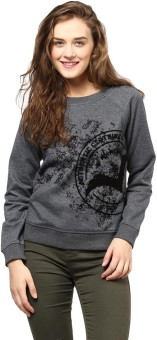 The Vanca Full Sleeve Printed Women's Sweatshirt - SWSEDMVA9ZG9XRCY