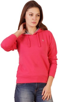 Wake Up Competition Full Sleeve Solid Women's Sweatshirt - SWSE3JQVUNUUKFQN