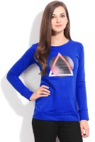 Style Quotient By Noi Full Sleeve Printed Women's Sweatshirt - SWSDZZNNWVWHYGZC