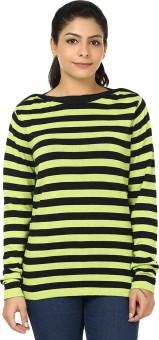 Black Sheep Full Sleeve Woven Women's Sweatshirt - SWSEADCDCQ8BMFPT