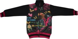 Shaun Full Sleeve Printed Boy's Sweatshirt