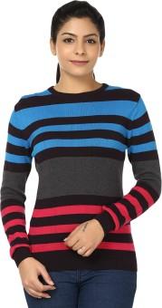 Black Sheep Full Sleeve Woven Women's Sweatshirt - SWSEADCDR77PQHBT