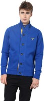 Monteil & Munero Full Sleeve Solid Men's Sweatshirt - SWSE2F8HBGDFV8WH