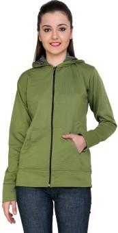 Styletoss Winter Full Sleeve Solid Women's Sweatshirt