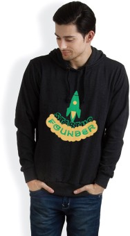 Incynk Half Sleeve Printed Men's Sweatshirt
