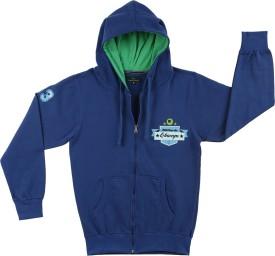 TRENDFAASHION Full Sleeve Solid Men's Sweatshirt