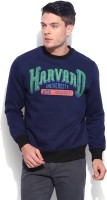 Harvard Full Sleeve Printed Men's Sweatshirt - SWSEFHZYVDJXKYGV