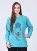Nun Full Sleeve Printed Women's Sweatshirt