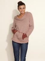 Esprit Full Sleeve Women's Sweatshirt