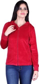 Vivid Bharti Full Sleeve Printed Women's Sweatshirt