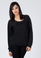 Adidas Full Sleeve Solid Women's Sweatshirt