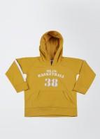 FS Mini Klub Full Sleeve Printed Baby Boy's Sweatshirt