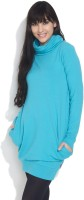 Nun Full Sleeve Solid Women's Sweatshirt