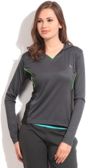 Black Panther Full Sleeve Solid Women's Sweatshirt